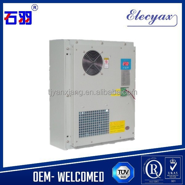 48v dc cabinet controlled air conditioning/300W air conditioner for cabinet