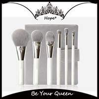 High-end 6pcs Brushes Make up Cosmetics