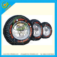 2015 New model inflatable tyre