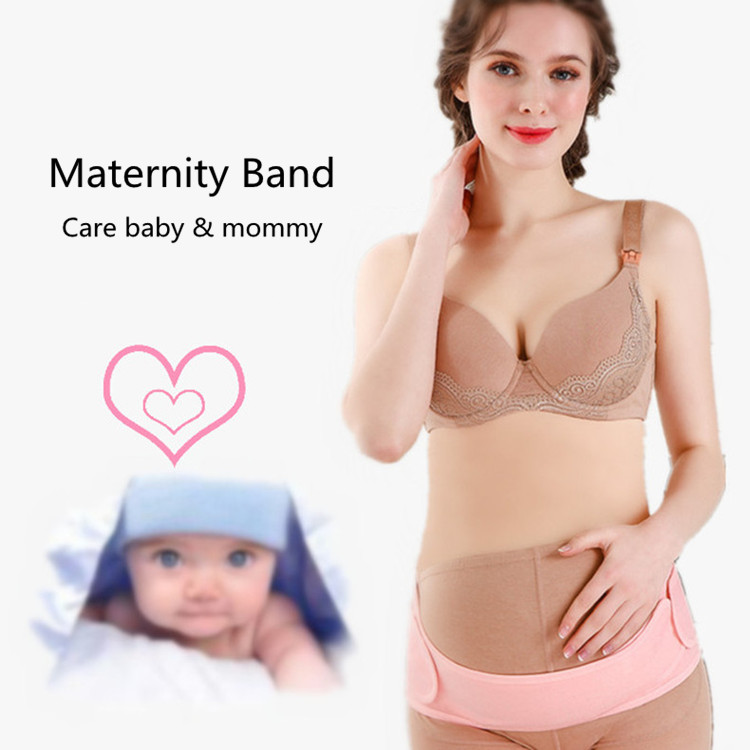 Free sample pregnant women belly care adjustable maternity cradle belt pregnancy band