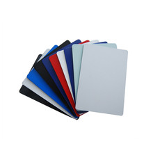 Megabond acp aluminum composite panel modern interior wall panels