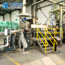 Plastic granulator machine bottle recycling line pet recycling machine