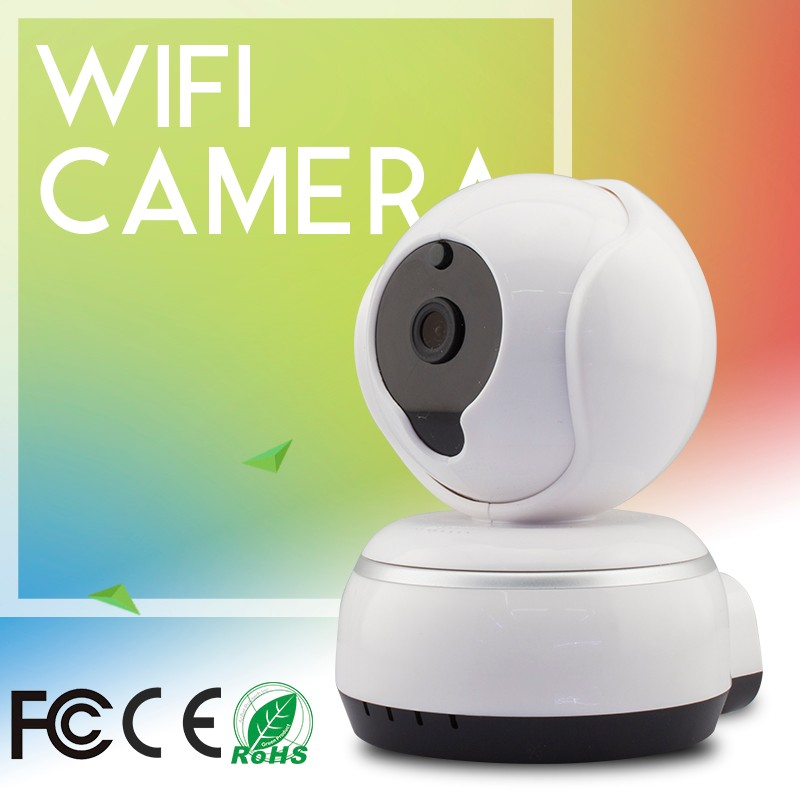 Hot Sales HD 720P Wireless IP Camera Wifi Onvif Video Surveillance Security CCTV Network Wi Fi Camera Infrared IR
