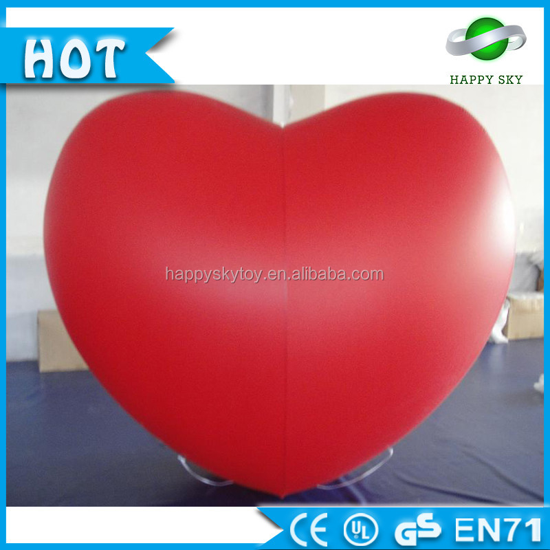 Customized advertising blimp, inflatable floating advertising balloon, inflatable helium balloon for sale