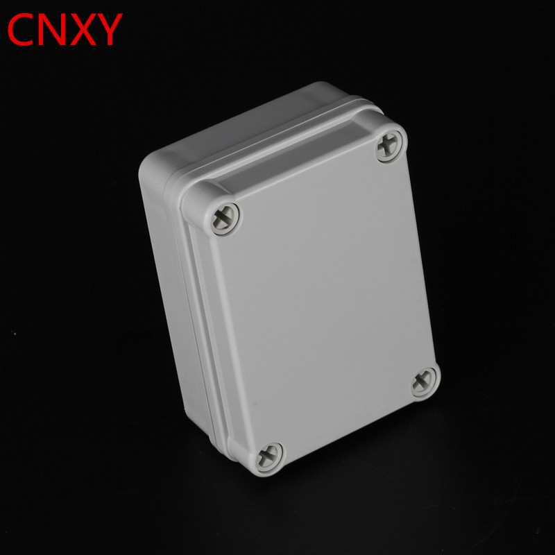 IP67 small dustproof ABS cable juncton enclosure 110*80*45mm