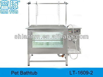 Pet spa dog bathtubs