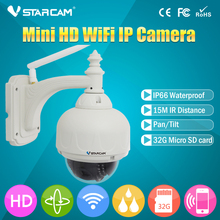 Waterproof Wireless 1080P Wifi Webcam Ip Camera High Quality Hd Camera Outdoor P2P