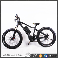 "2017 outdoor sport environment friendly 26""*4.0 fat tire electronic bike"