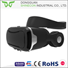 new 2017 Hot Sexy Movies 3d vr box virtual reality glasses for 4 -6 inch Smartphone+finger ring Game Controller