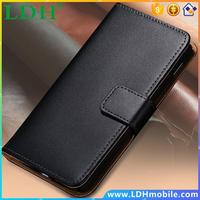 High Quality! Korean Style Genuine Leather Case for iPod Touch 5 Colorful Wallet Cover Stand Phone Pouch With Card Slot FET02390