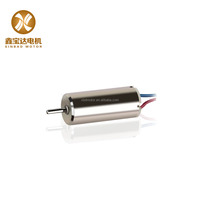 7mm high quality dc coreless motor 1.5v rc motor