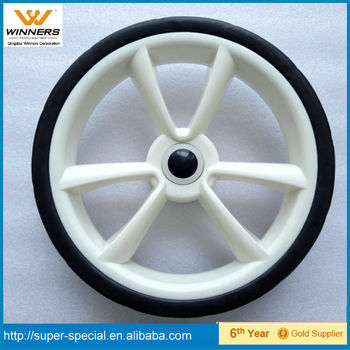 6'' EVA Small Wheels for carts