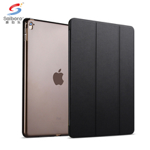 Sample type Slim tpu leather table cover for ipad 9.7 pro,Case for ipad mini 2 4