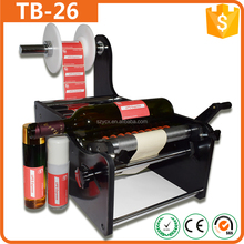 Adhesive wine labeller for bottles, Labeling machine TB-26