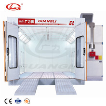 High quality professional car spray booth paint booth bake oven