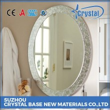 Side Mirror Glass, Cheap Price Antique Mirror Bathroom Glass