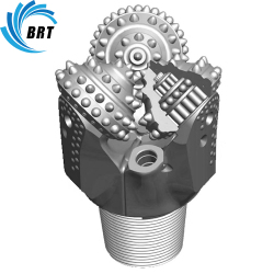 Hebei TCI tooth carbide hard formation oil well drilling bits prices