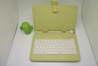 top selling 13.3 inch tablet pc leather keyboard case,tablet keyboard case
