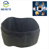 Aofeite Neoprene Adjustable Unisex Breathable Therapy Industrial Warning Back Support