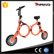 Brushless Motor quick charging battery operated bicycle