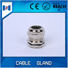HX Brass nickel plated flexible application cable gland size customized