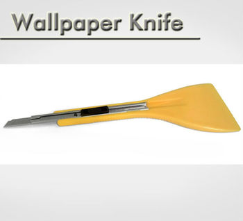 double used wallpapering knife