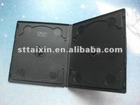 7MM Black CD Wallet