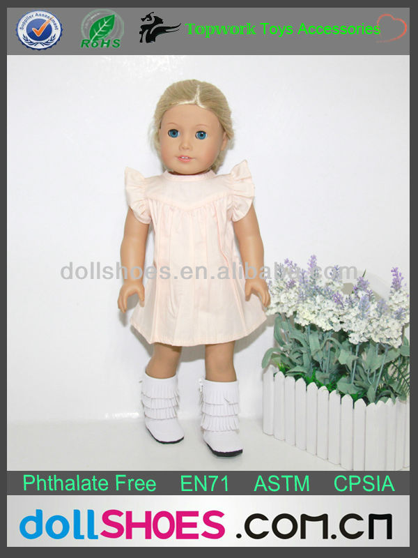 cream 18 inch doll clothes patterns american girl wholesale doll clothes american girl doll dress