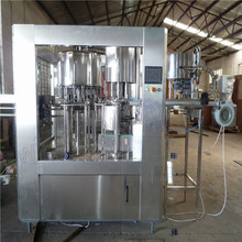 CGF-12 sunflower seeds oil bottling line