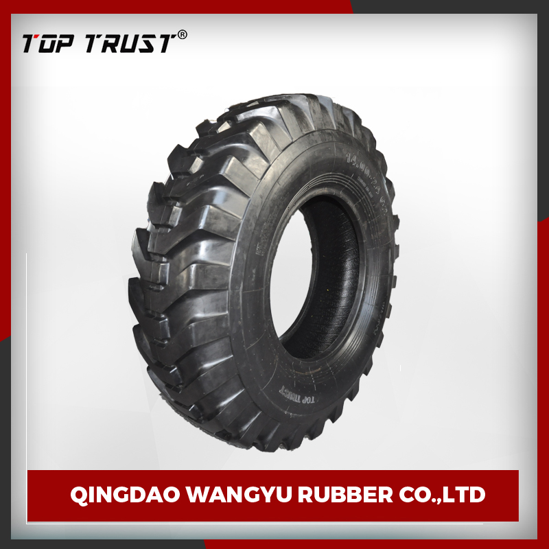 super warranty for heavy dump trucks bias best 350 Kpa otr tyre factory