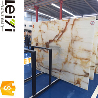 High quality luxury white onyx marble hot selling in India