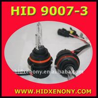Auto 9007-3 xenon headlight,hid light,car hid bulb