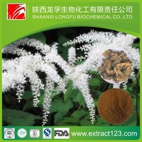 Herbal products black cohosh extract triterpene glycosides