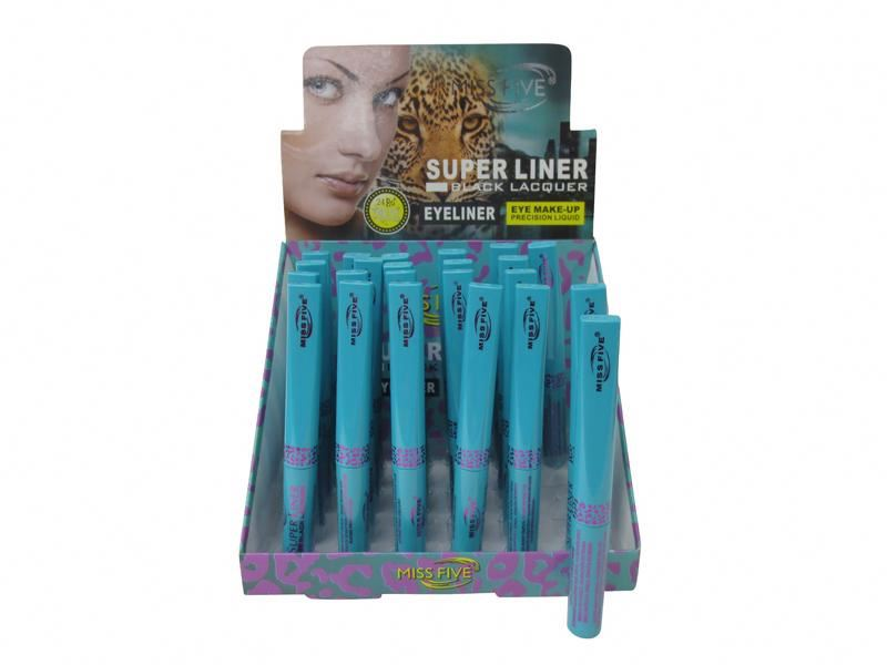 TOP SALE unique design eye liner liquid with many colors