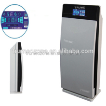 water based air purifier and humidifier combination with remote control
