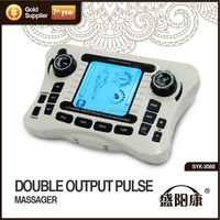 2016 new style portable tens electronic pulse massager tens unit