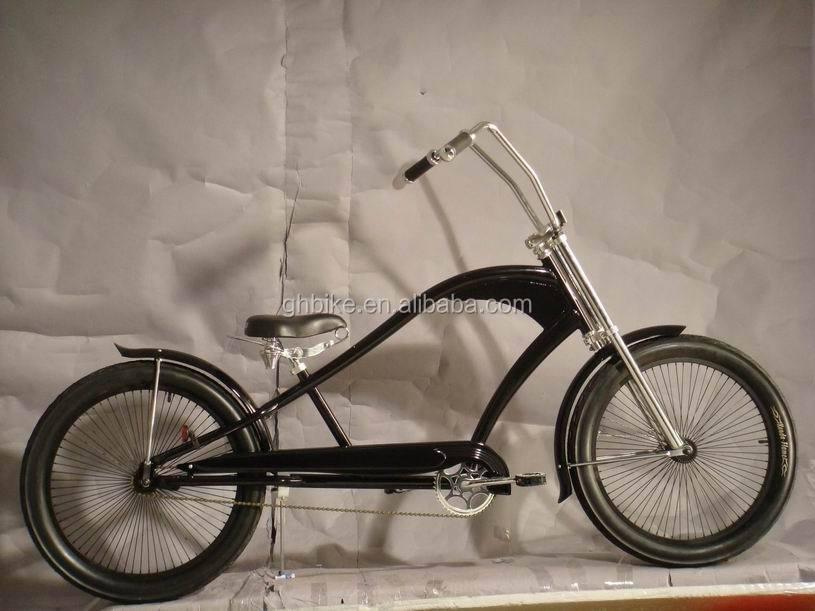 long stretch beach cruiser bike chopper bicycle