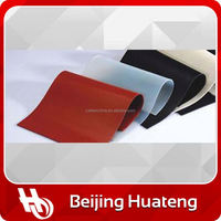 Heat Resistant Clear Custom Silicon Rubber Sheet Pad