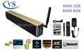 2016 Newest Factory product's KS2 Soundbar Android 5.1.1TV box DVB-T2 with the speaker amlogic S905 Quad core RAM 1gb Flash 8gb