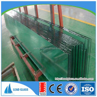 High Strength Custom Cut 3-19mm Tempered Glass