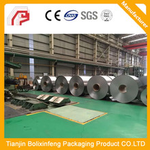 tinplate CRC SPCC St12 DC01 Cold Rolled Steel Coil Material Specification