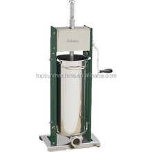 5L high quality vertical sausage stuffer/sausage filler ,hand operated