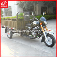 Stable Cargo Box And Strong Loading Capacity Motorized Adult Tricycle