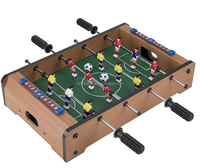 Popular Table MDF Mini Soccer Football Game Indoor Babyfoot Table Soccer Game