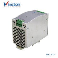 DR-120 120W Single output 12V 10A 15V 8A 24V 5A 48V 2.5A Din rail switching power supply with CE