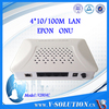 FTTB ONU Cortina EPON ONU with English firmware,4*100M Ethernet ONU