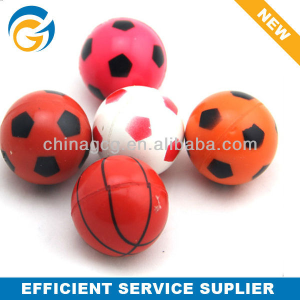 Bulk Packing Jump Soccer Ball Promotional Ball