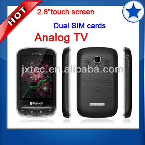 wholesale 2.8 inch cheap touch screen mobile phone 3860