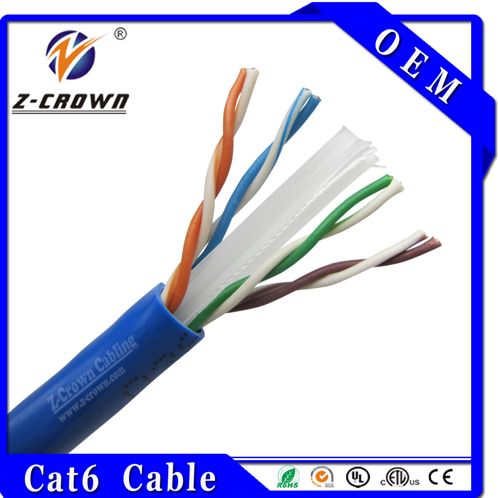 Factory price ethernet cat6 standard cable