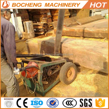 Mobile Chainsaw mill For Large Logs Cutting Wood Slasher